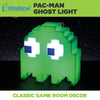 Green Pac-man ghost light is perfect game room decor for any retro gamer!