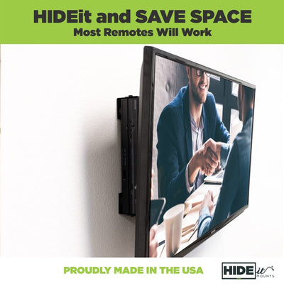 HIDEit Uni-M | Adjustable Medium Device Wall Mount G.S.