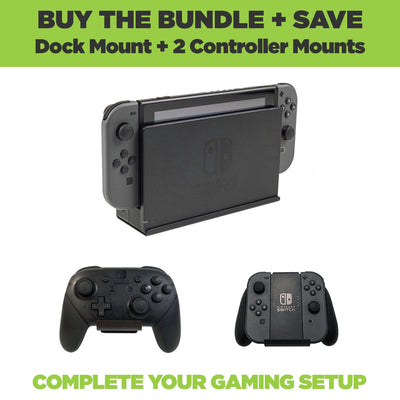 HIDEit Switch | Nintendo Switch Wall Mount