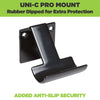 HIDEit Mounts rubber-dipped steel controller mount designed for most NVIDIA, PlayStation, and Xbox controllers.