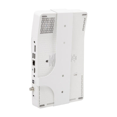 Back Facing image of Tivo Bolt in HIDEit Wall Mount