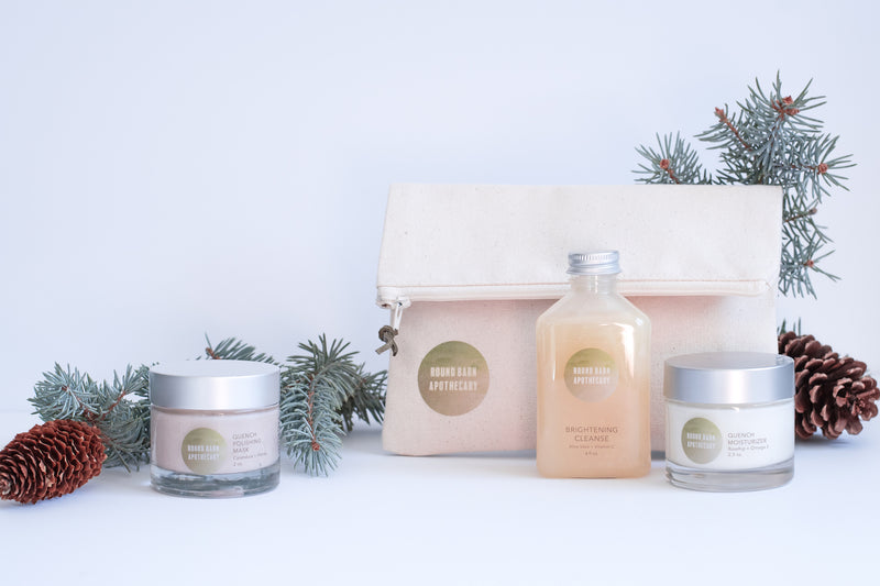 Quenched Holiday Set