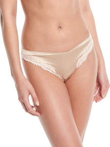 Splendeur Soie Nude Silk Italian Brief