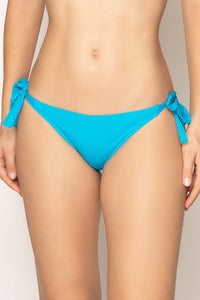 Ajourage Couture Tie Side Bikini Bottom