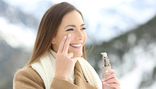 The effects of Winter On your skin