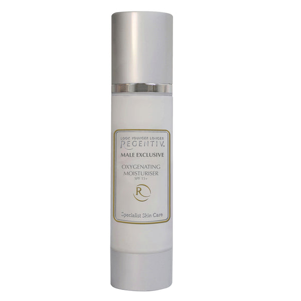 Male Exclusive Oxygenating Moisturiser 50ml