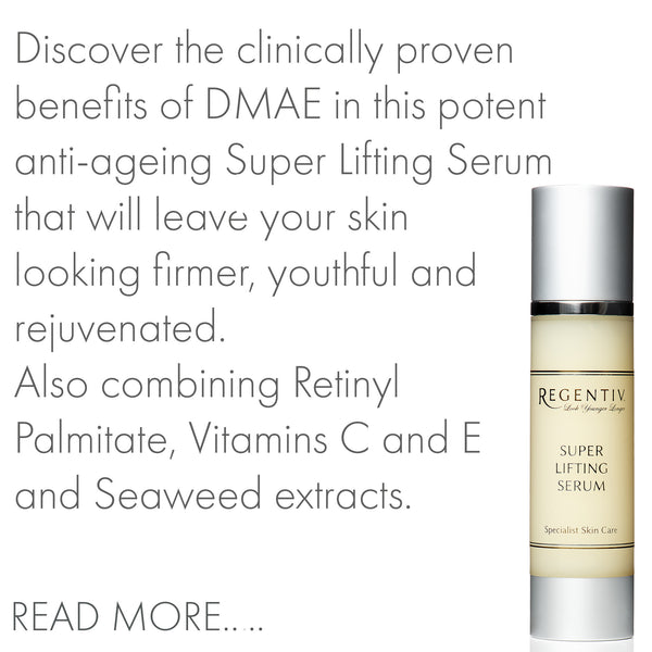 Super Lifting Serum with DMAE, Retinol, Vitamin C&E