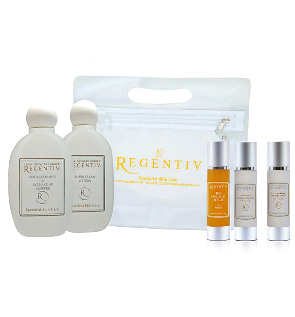 Regentiv Discovery Set for Daily Care (saves£13)
