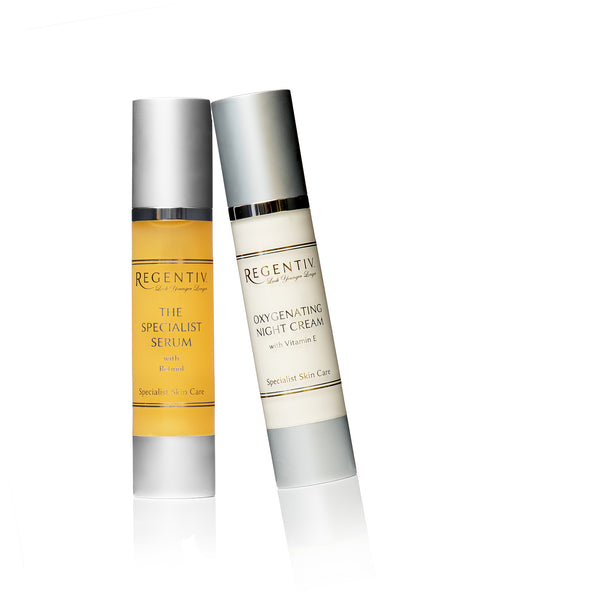 The Specialist Serum & Oxygenating Night Cream (Save £5.95)