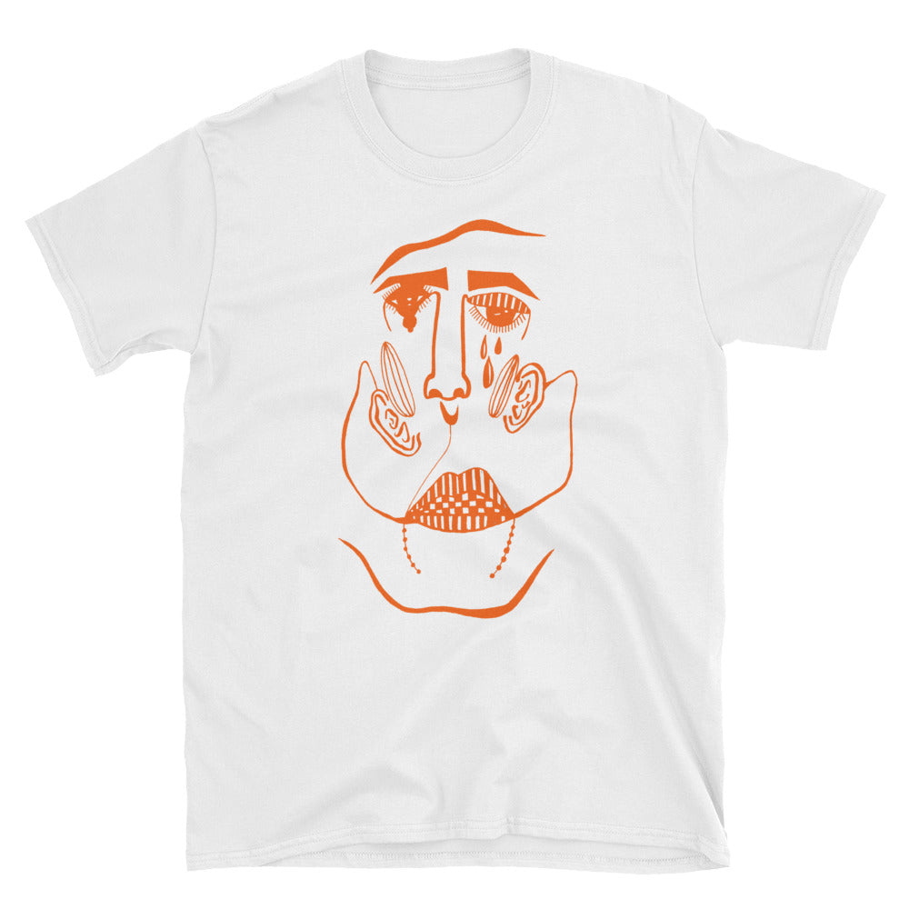 Fat Face T-Shirt Orange