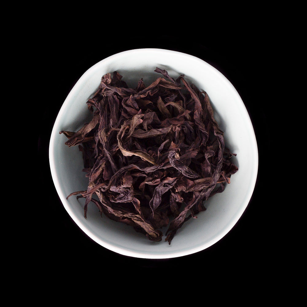 Da Hong Pao Purple Oolong