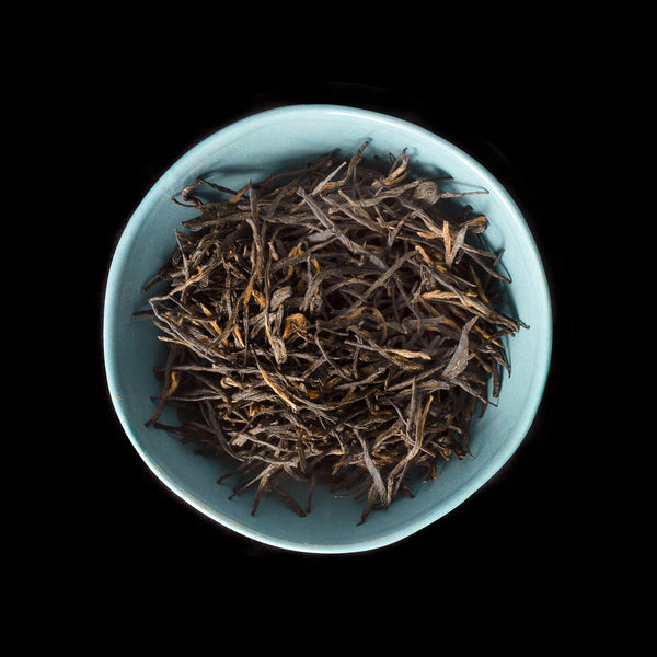 Purple Needle Black Tea