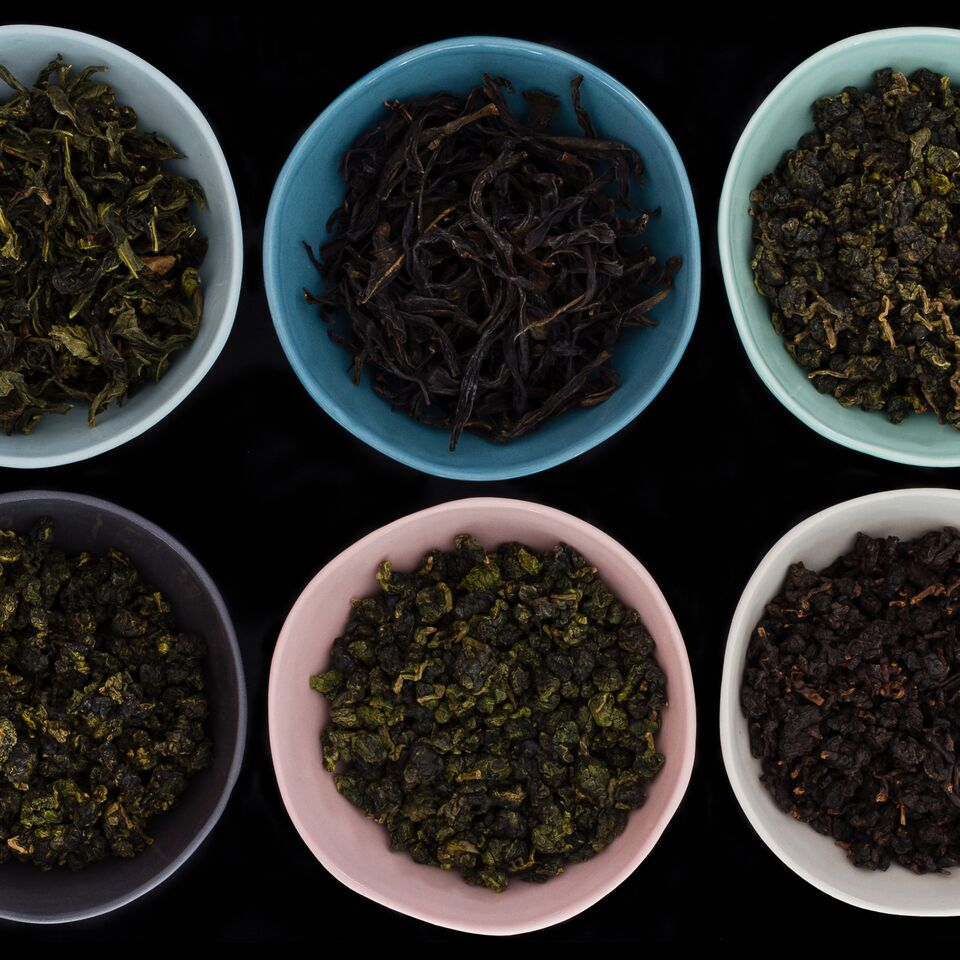 Very Special Oolong Sampler Pack