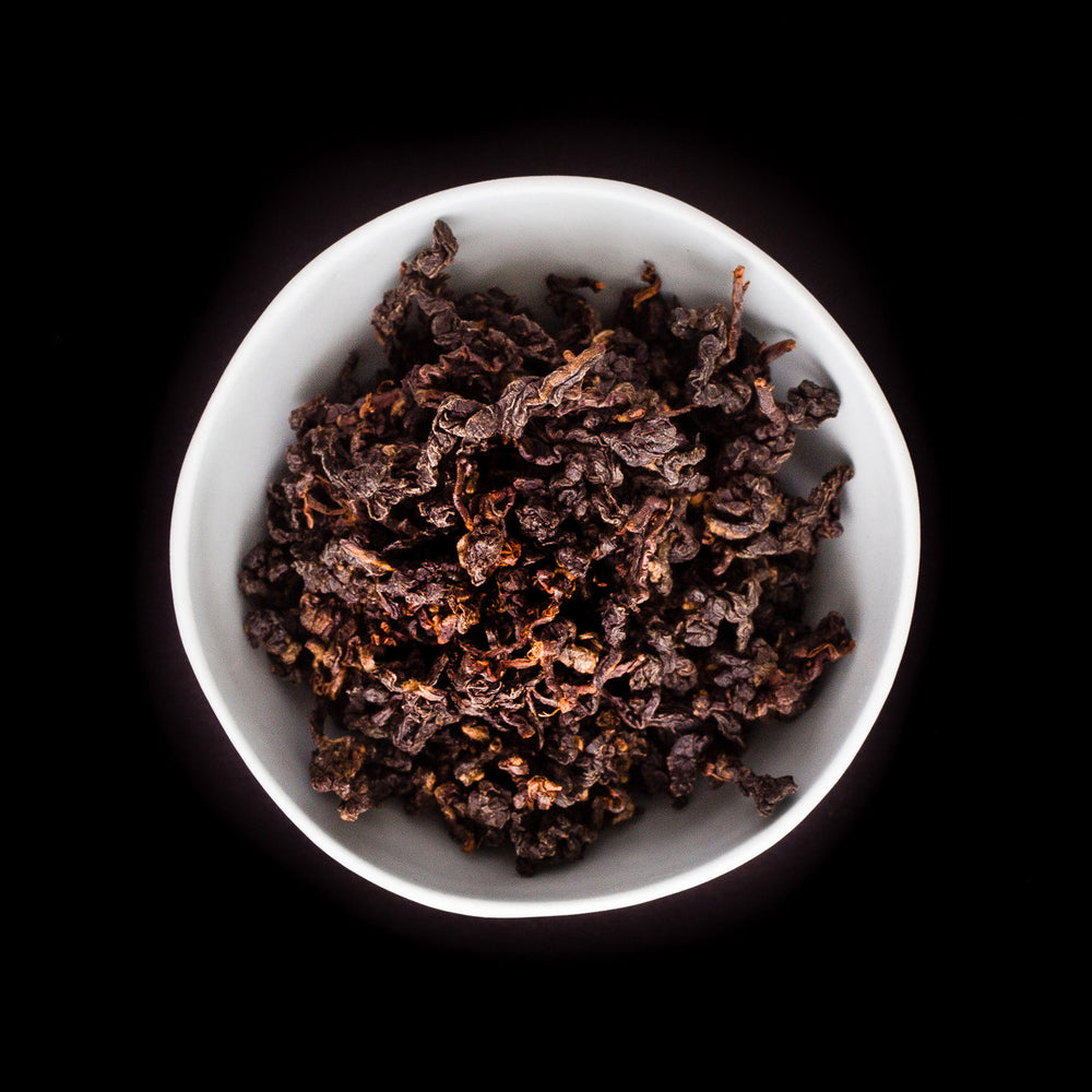 Alishan Black Oolong