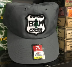 Beartooth Mercantile Logo Cap