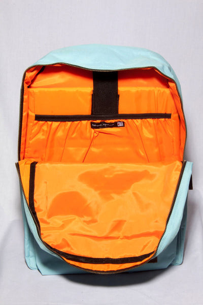 RACK UP BACKPACK AQUA