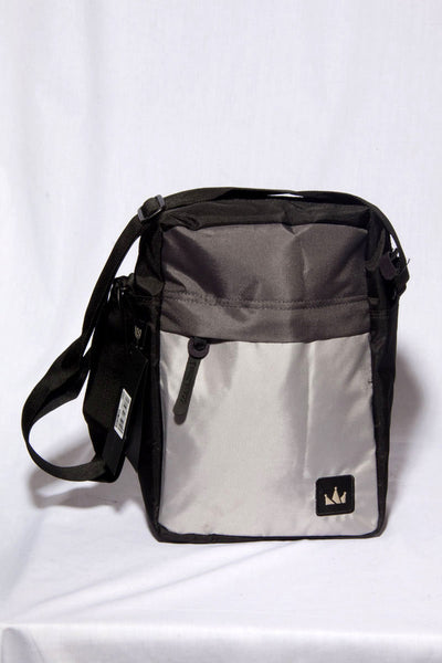"MALE SLINGBAG""KINGDOM #3""BLACK"