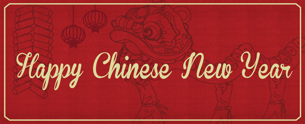 HDon't forget to show your loved ones how much you care this Chinese New Year!