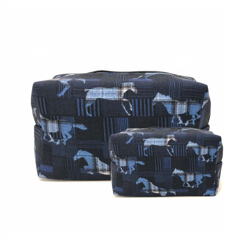 Galloping Horses Travel Pouch