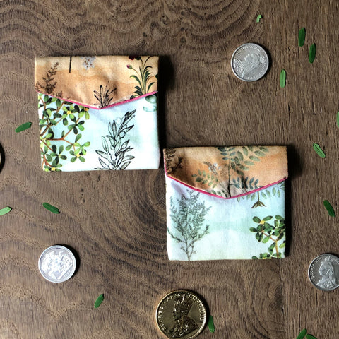 Pastel Bloom Reversible Mask