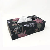 Nocturnal Blooms Tissue Box