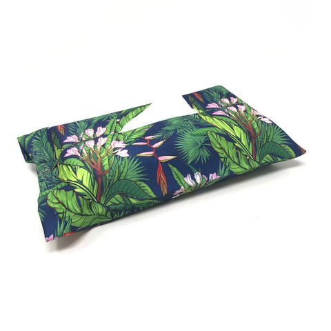 Birds In Paradise Fabric Tissue Box Cover
