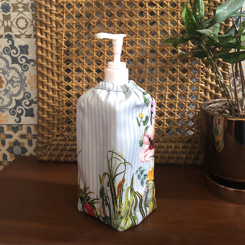Tropical Jungle Sanitizer Bottle Cover