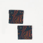 Floral Chintz Coin/ Ginni Pouch (set of 2)