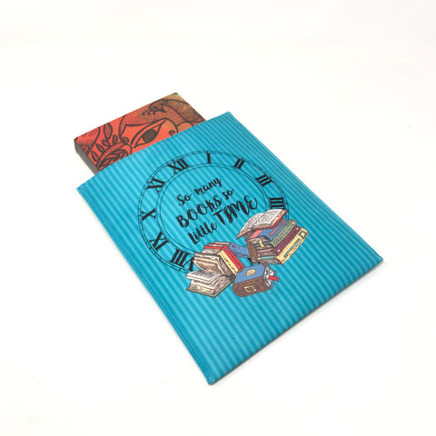 So Little Time Book Sleeve