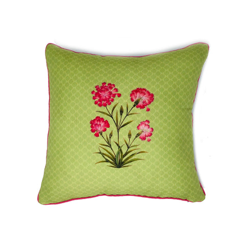 Majestic Floral Bloom Cushion