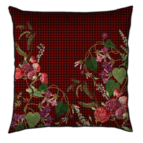 Night Garden Bloom Cushion