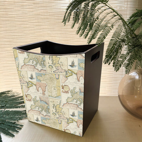World Map Bin