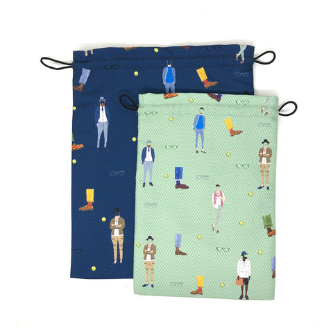 Men's Drawstring Pouches