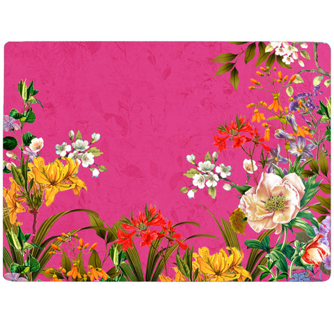 Blushing  Meadow Tablemat