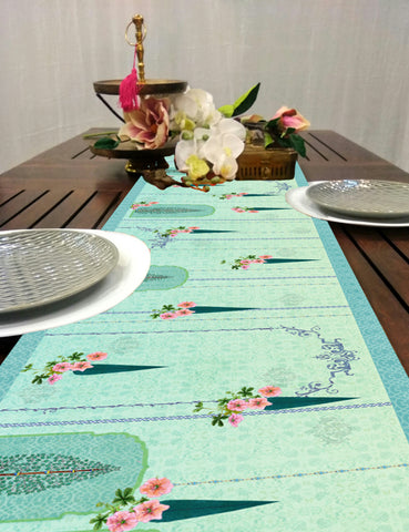 Garden of Paradise Reversible Runner