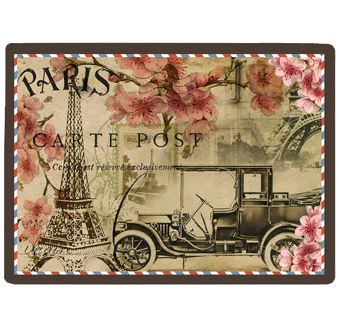 Postcard Collection - Paris Tablemat