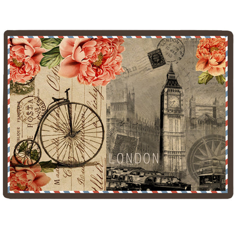 Postcard Collection - London Tablemat