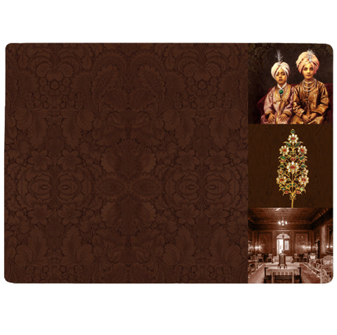 Coloured Royal - Twin Prince Tablemat