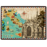 Postcard Collection - Italy Tablemat