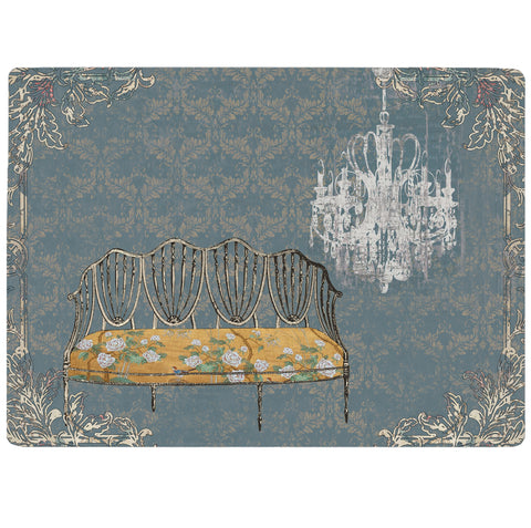Vintage Furniture- Sofa Tablemat