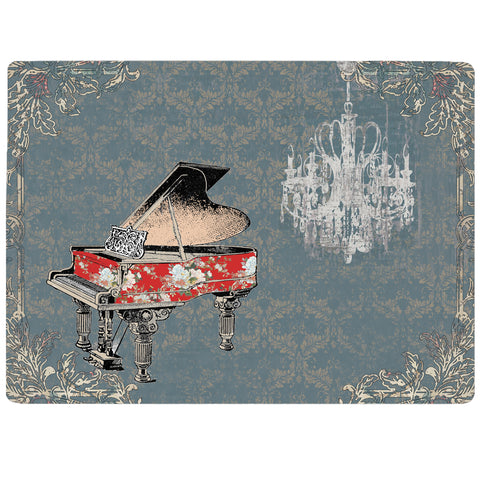 Vintage Furniture- Piano Tablemat