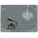 Vintage Furniture- Gramophone Tablemat