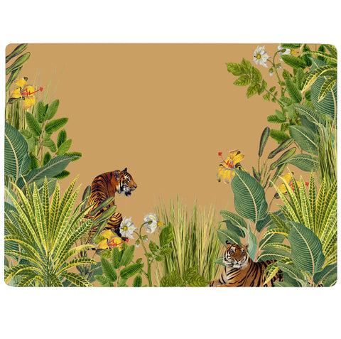 Tropical Forest - Tiger Tablemat