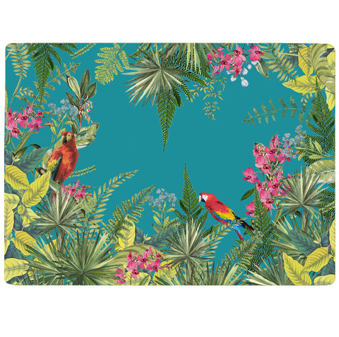 Tropical Forest - Parrot Tablemat