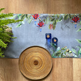 Art Nouveau Reversible Dining Table Runner