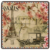 Postcard Collection - Paris Trivet