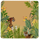 Tropical Forest Coasters