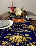 Ornamental Rococo Coffee Table Runner