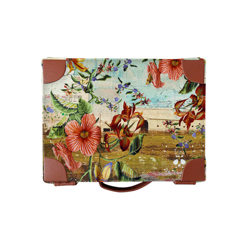 Floral Harvest Watch Box
