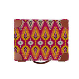 Pink Ikat Watch Box